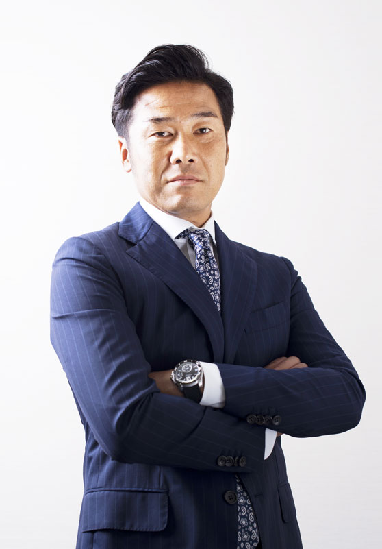 Kenichi Nakamura, President
